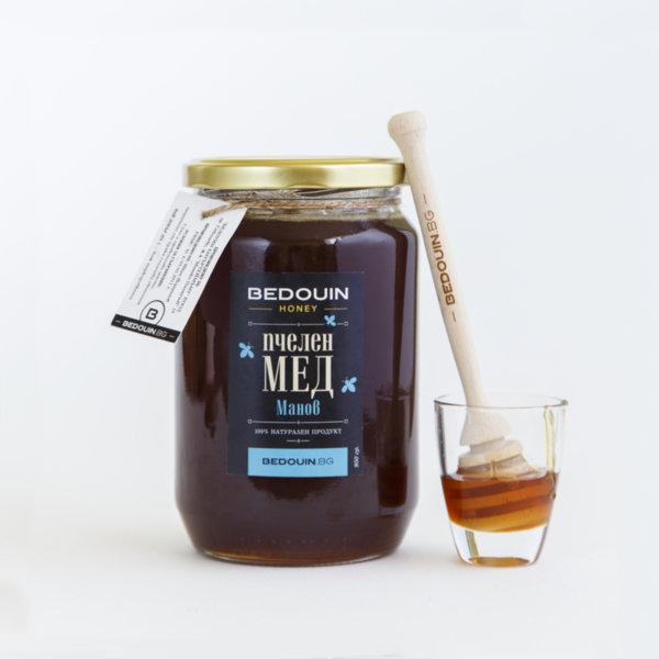 Манов пчелен мед